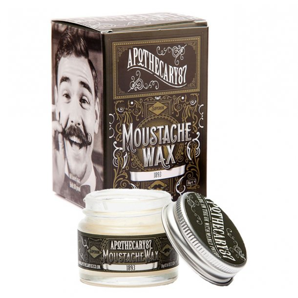 Apothecary87 Moustache Wax 1893 16g