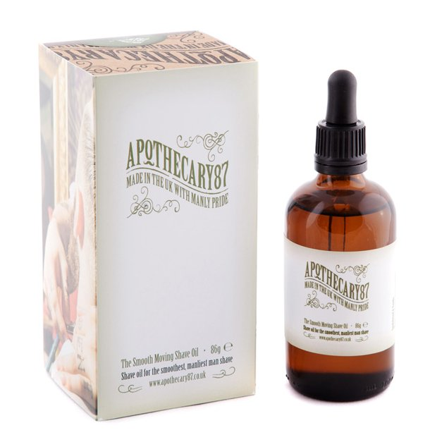 Apothecary87 Shave Oil 100ml