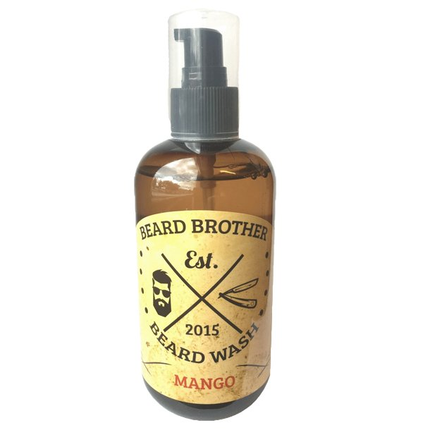 Beard Brother Mango skægshampoo 250ml