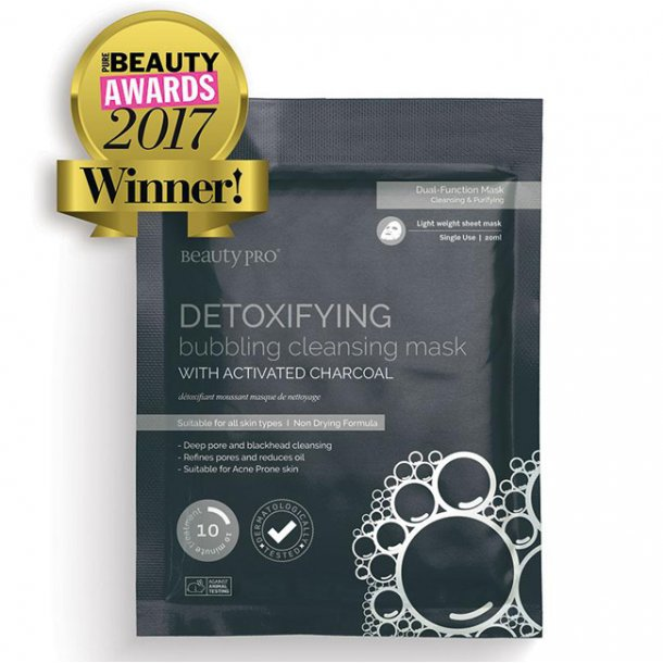 Baeuty PRO Detoxifying bubbling cleansing mask 20ml
