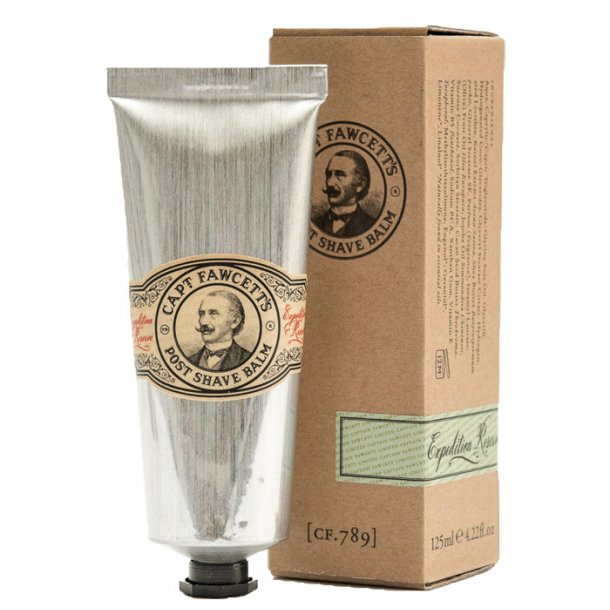 Captain Fawcett Expedition Reserve Aftershave Balm 125ml