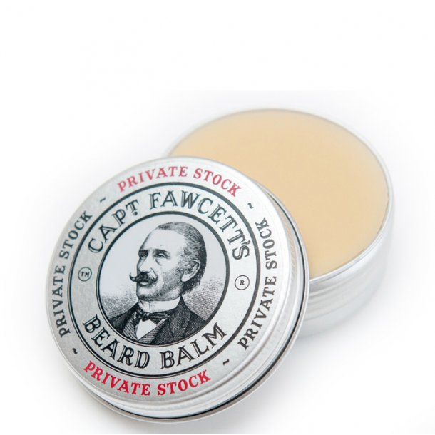 Captain Fawcett Private Stock Beard Balm 60ml