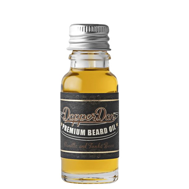Dapper Dan Premium skægolie TRAVEL 15ml