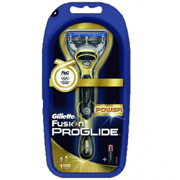 Gillette Fusion Proglide 1up Power