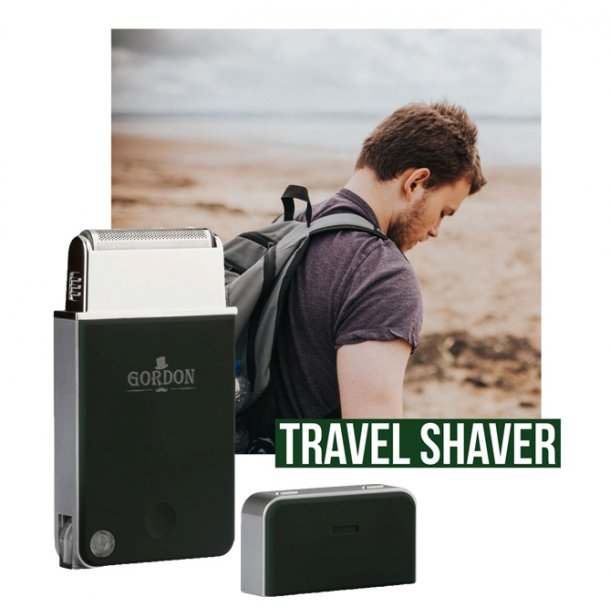Gordon USB Travel barbermaskine