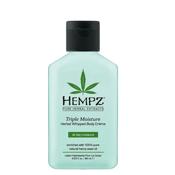 Hempz Triple Moisture Herbal Whipped Body Créme TRAVEL 65ml
