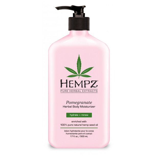 Hempz Pomegranate Herbal Moisturizer 500ml