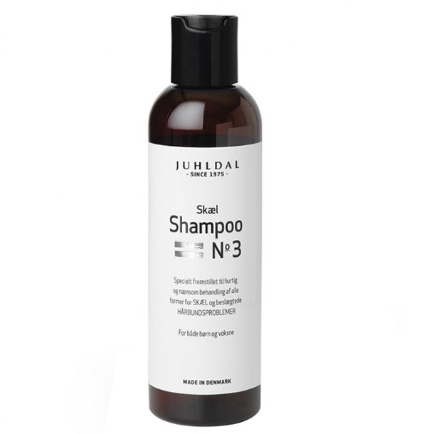 Juhldal skælshampoo no 3 200ml