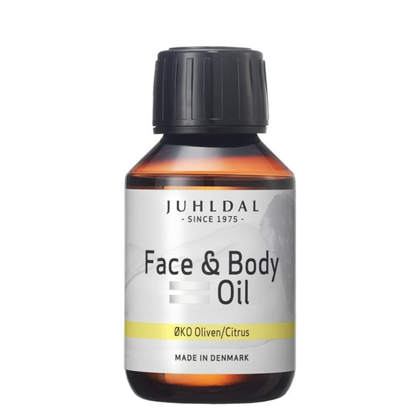 Juhldal Face & Body Oil ØKO 100ml