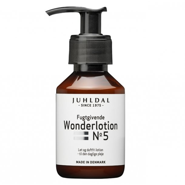 Juhldal Wonderlotion no 5 100ml TRAVEL