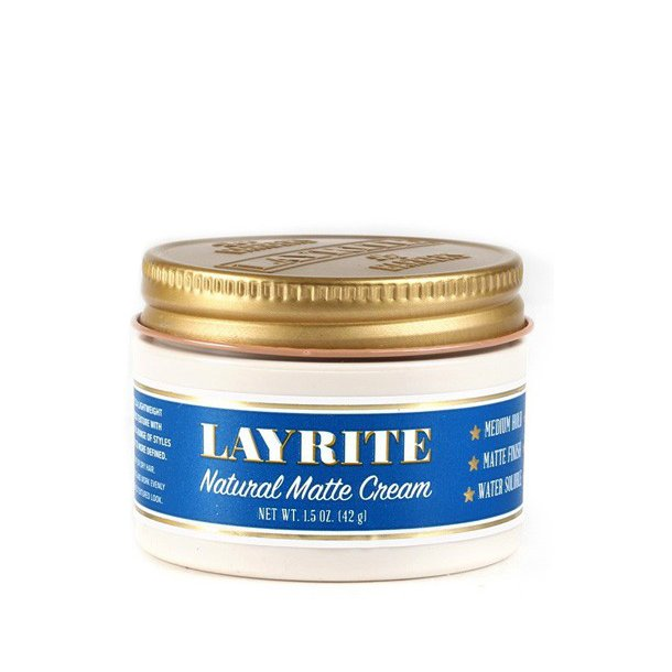 Layrite Natural Matte Cream TRAVEL 42gr