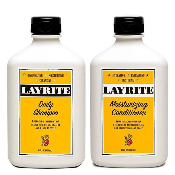 Layrite Shampoo & Conditioner DUO