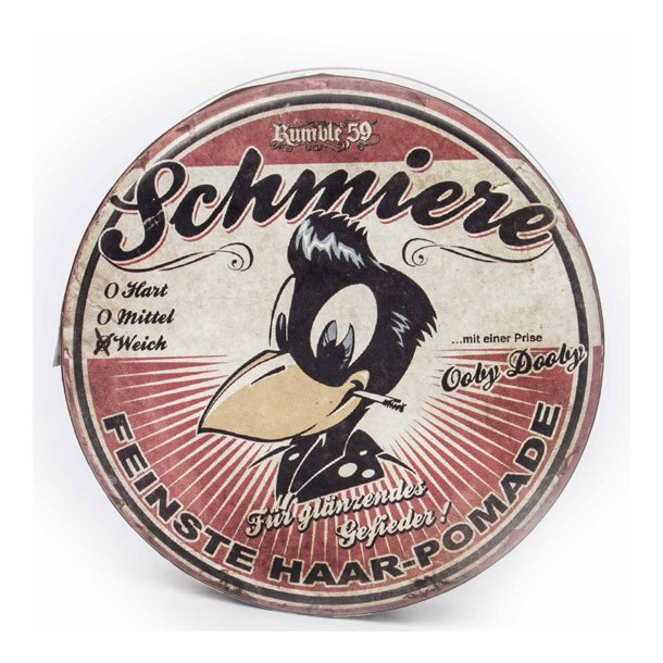 Rumble59 Schmiere Pomade Brilliance/light 140ml