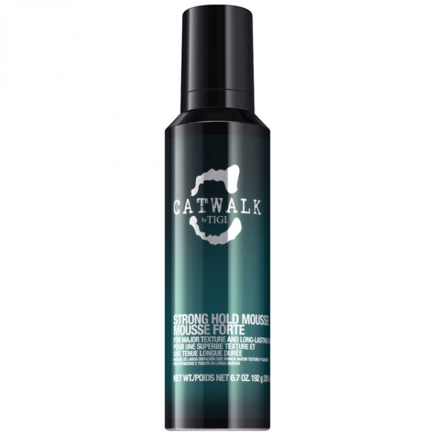 Catwalk Curlesque Strong Mousse 200ml