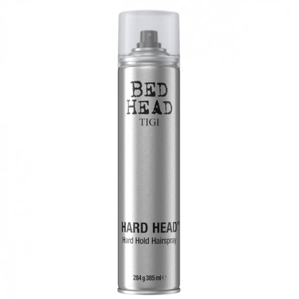 Bed Head Hard Head Hairspray 385ml