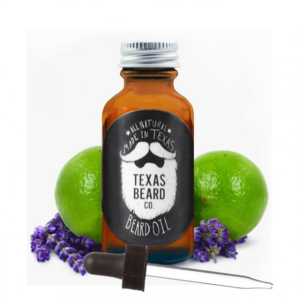 Texas Beard Co Night Cap skægolie 1 oz