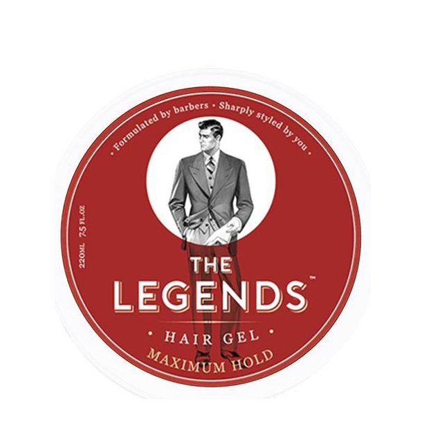 The Legends London Hair Gel 220ml