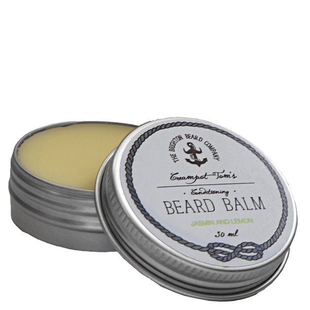 Creampot Tom's Beard Balm skægbalsam Jasmin & Lemon 30ml
